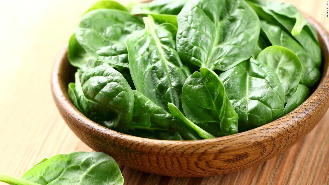Does spinach make you strong? Ask Popeye — and science