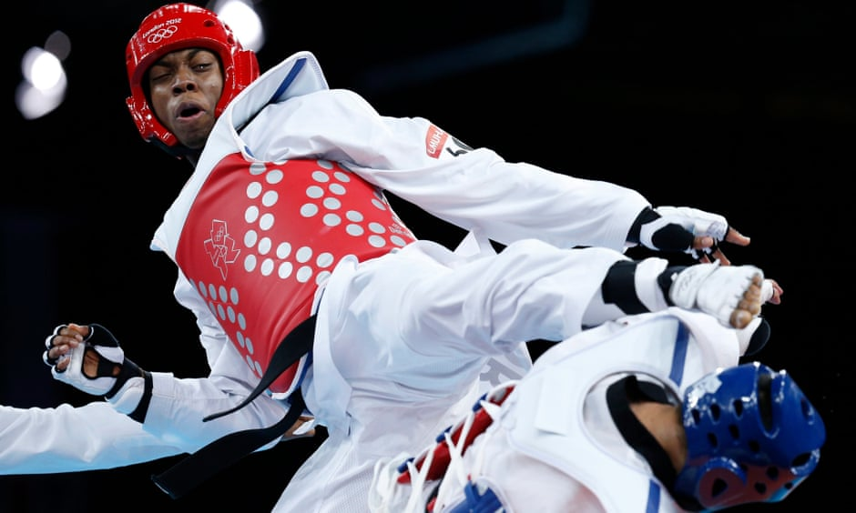 Lutalo Muhammad: 'I thought people were just excited to see taekwondo'